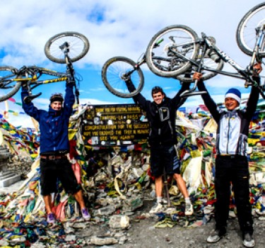 Annapurna Circuit by Bike