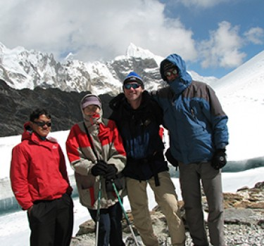 High Passes of Everest Trek