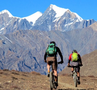 Muktinath Biking Tour