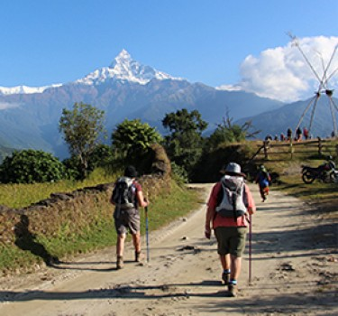 Best of Nepal Tour