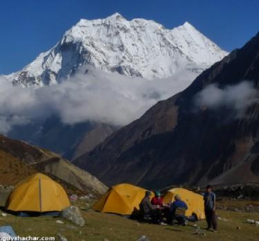Manaslu Trekking | 19 Days
