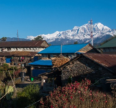 Ghale Gaun Village Home Stay Trek
