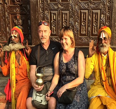 Culture and Adventure Tour in Nepal
