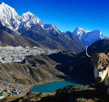 Everest Base Camp and Gokyo Lake Trek