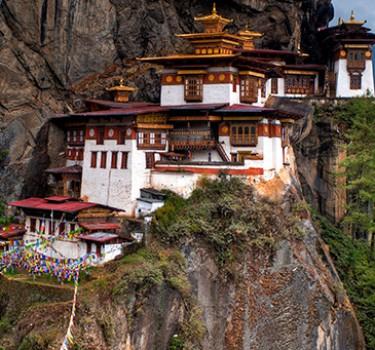 Best of Western Bhutan