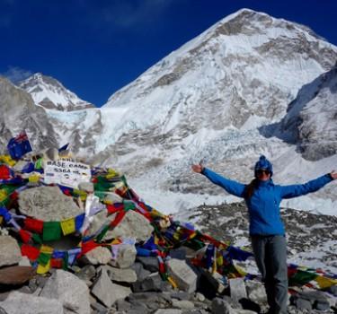 Everest Base Camp Charity Trek