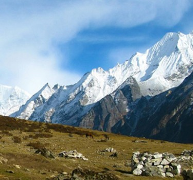 School Travel Langtang Trek