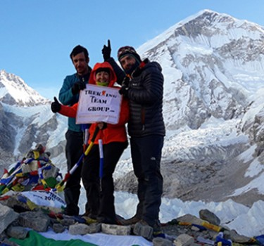 School Travel Everest Base Camp Trek