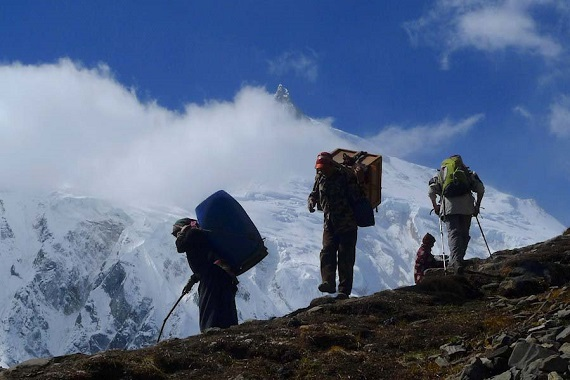 Manaslu Trek is one of the best spot for trekking in nepal