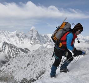 Climb Over 8000m